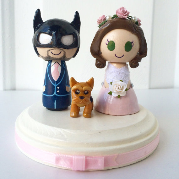 HIasan Clay Untuk Kue Pengantin
