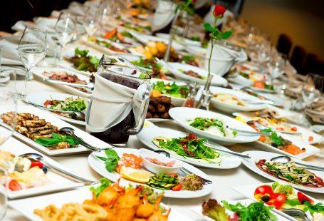 Wedding Catering Menu