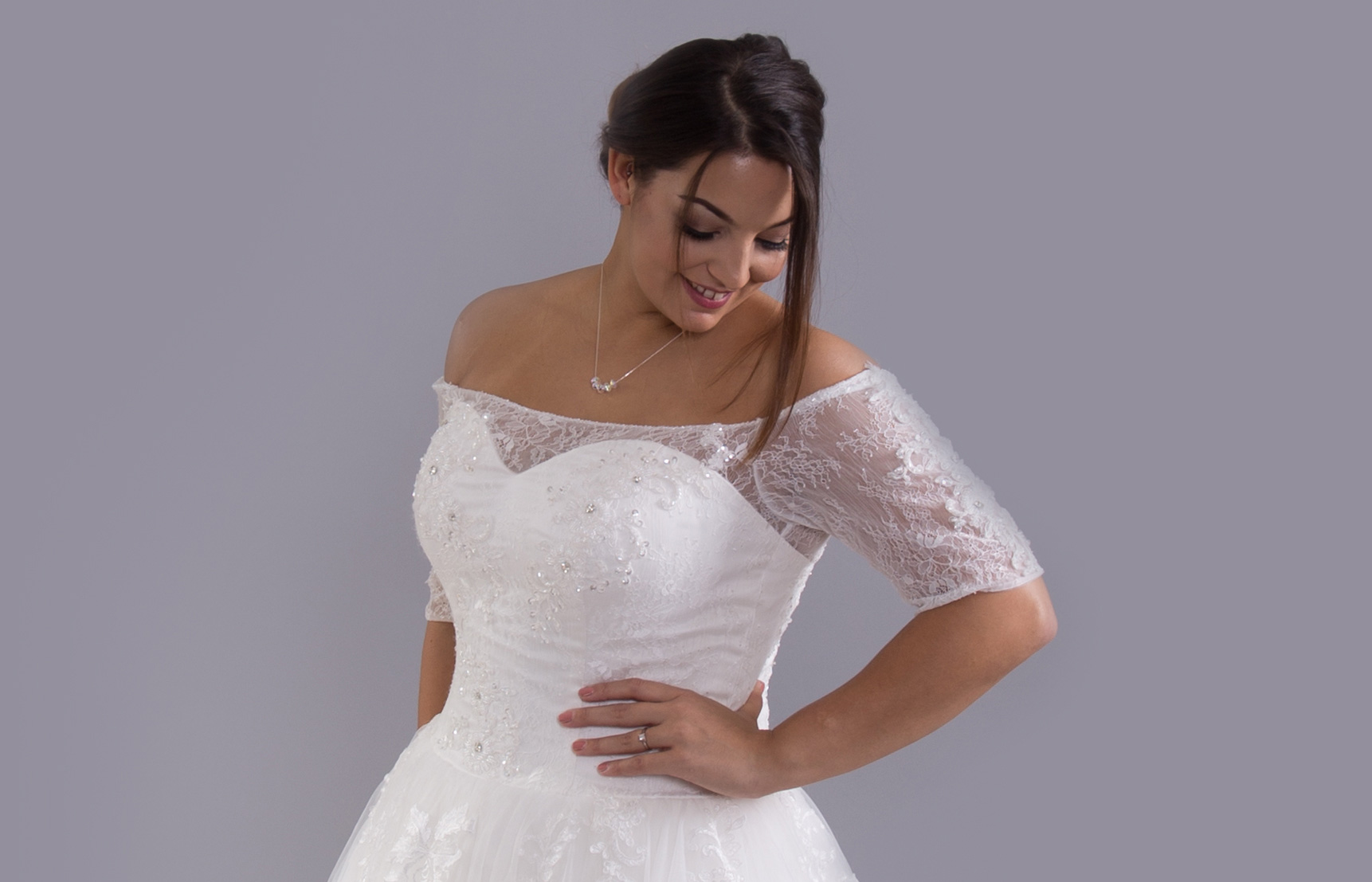 Wedding Dress Design - Draw Attention to Your Shoulders