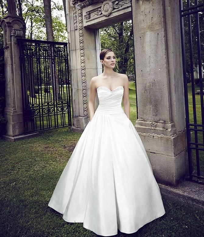 Wedding Dress Design - Bottom Half