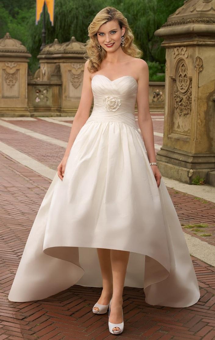 Wedding Dress Design - Petite Bride