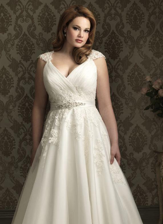 Wedding Dress Design - a Larger Bust