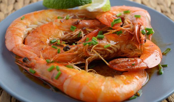 Makanan Pemicu Alergi - Sea Food