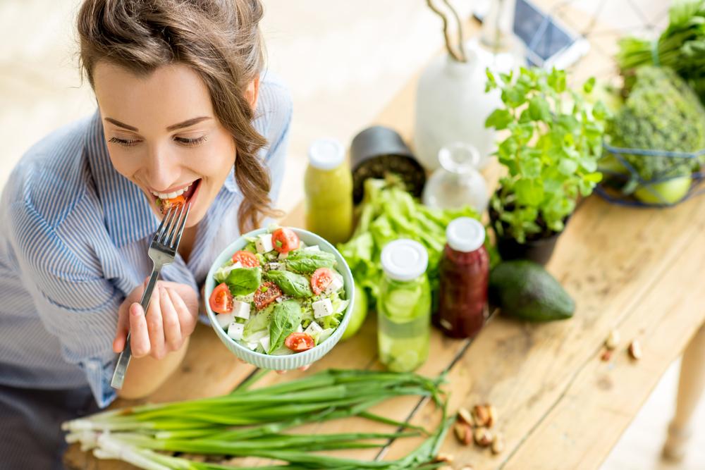 Diet seimbang kaya nutrisi