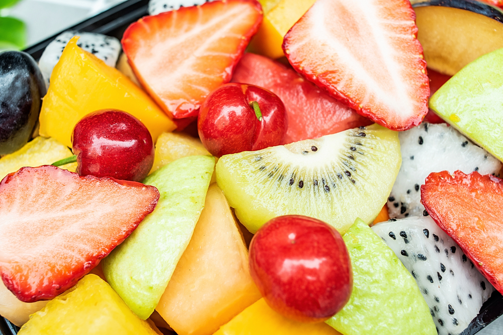 Kiwi, Jambu biji, dan Strawberry Dipercaya Mampu Merangsang Produksi Kolagen