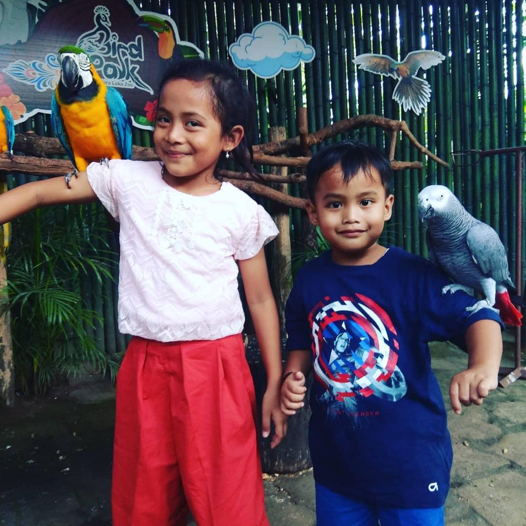 Kebun Binatang Gembira Loka di Kotagede
