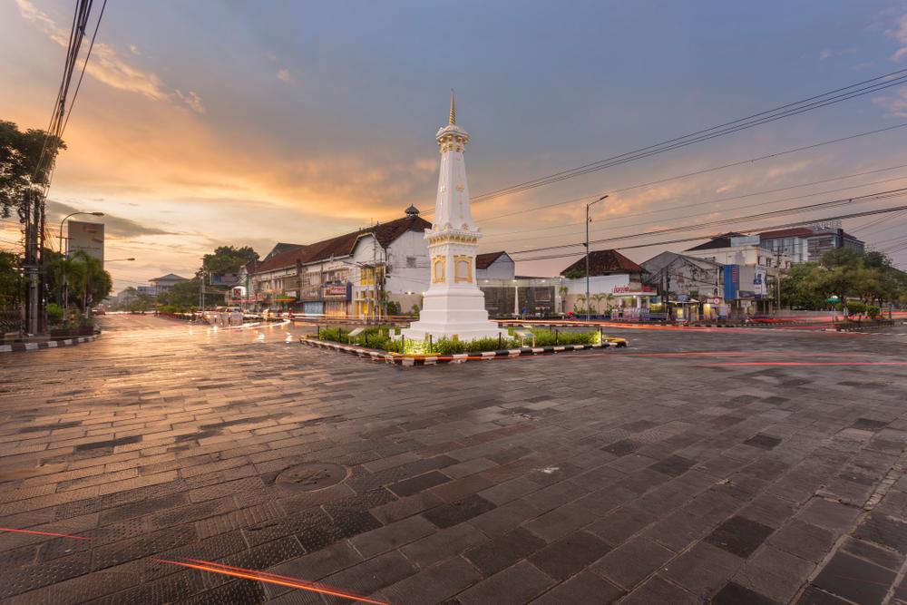 Liburan Keluarga Ke Yogyakarta