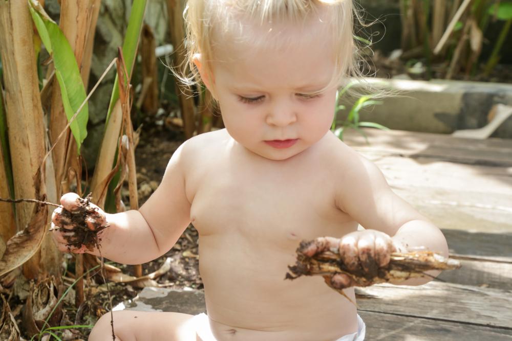 Faktor Lingkungan Menentukan Tumbuh Kembang Anak