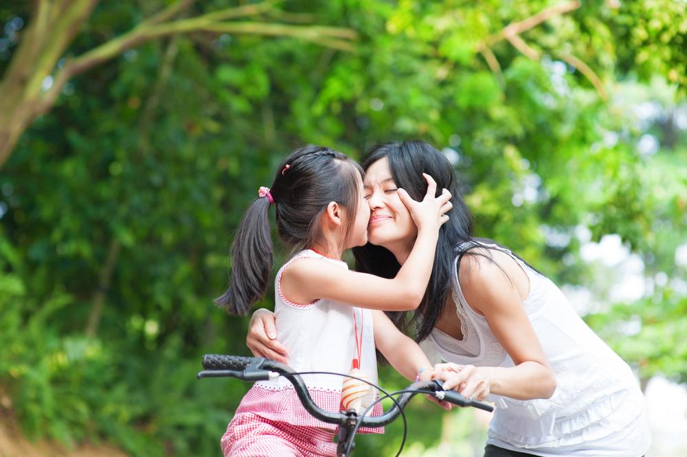 Hadiah Sepeda Untuk Anak Perempuan Saat Valentine's Day