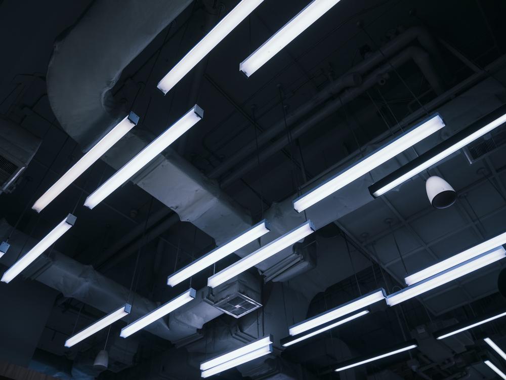 Lampu dalam Kegiatan Industri