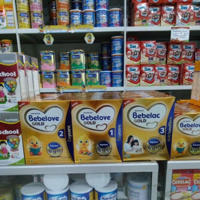 Perbedaan susu Bebelac Gold dan Bebelac 3