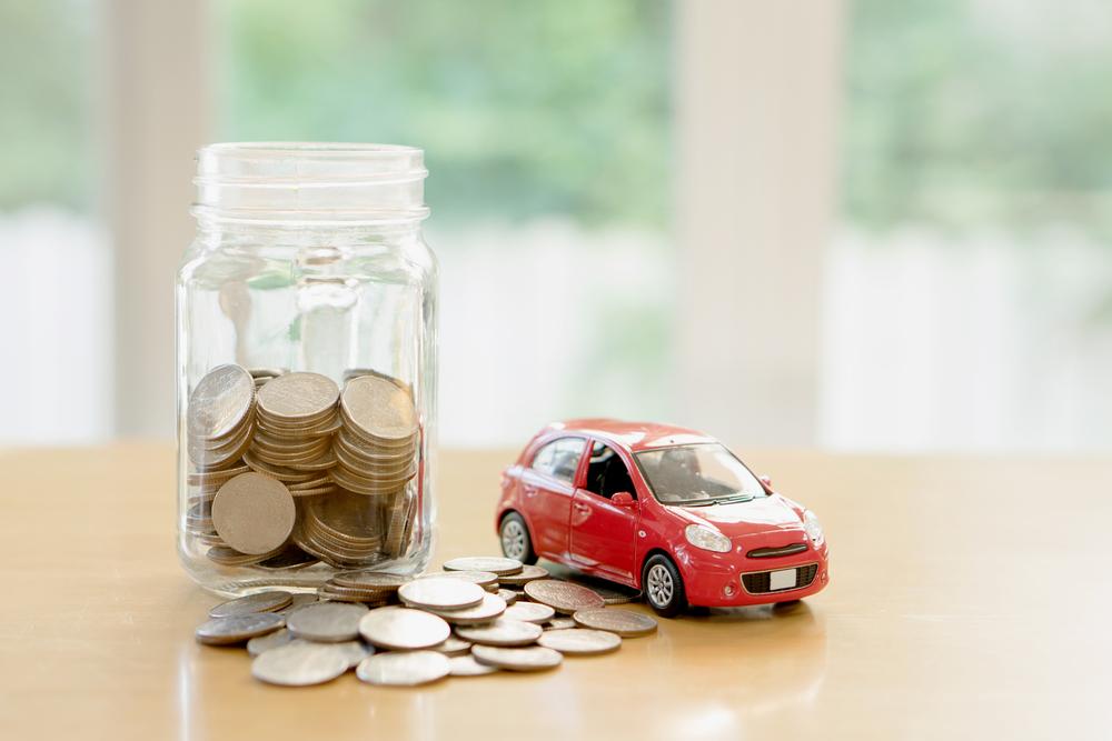 Anggaran untuk membeli mobil baru