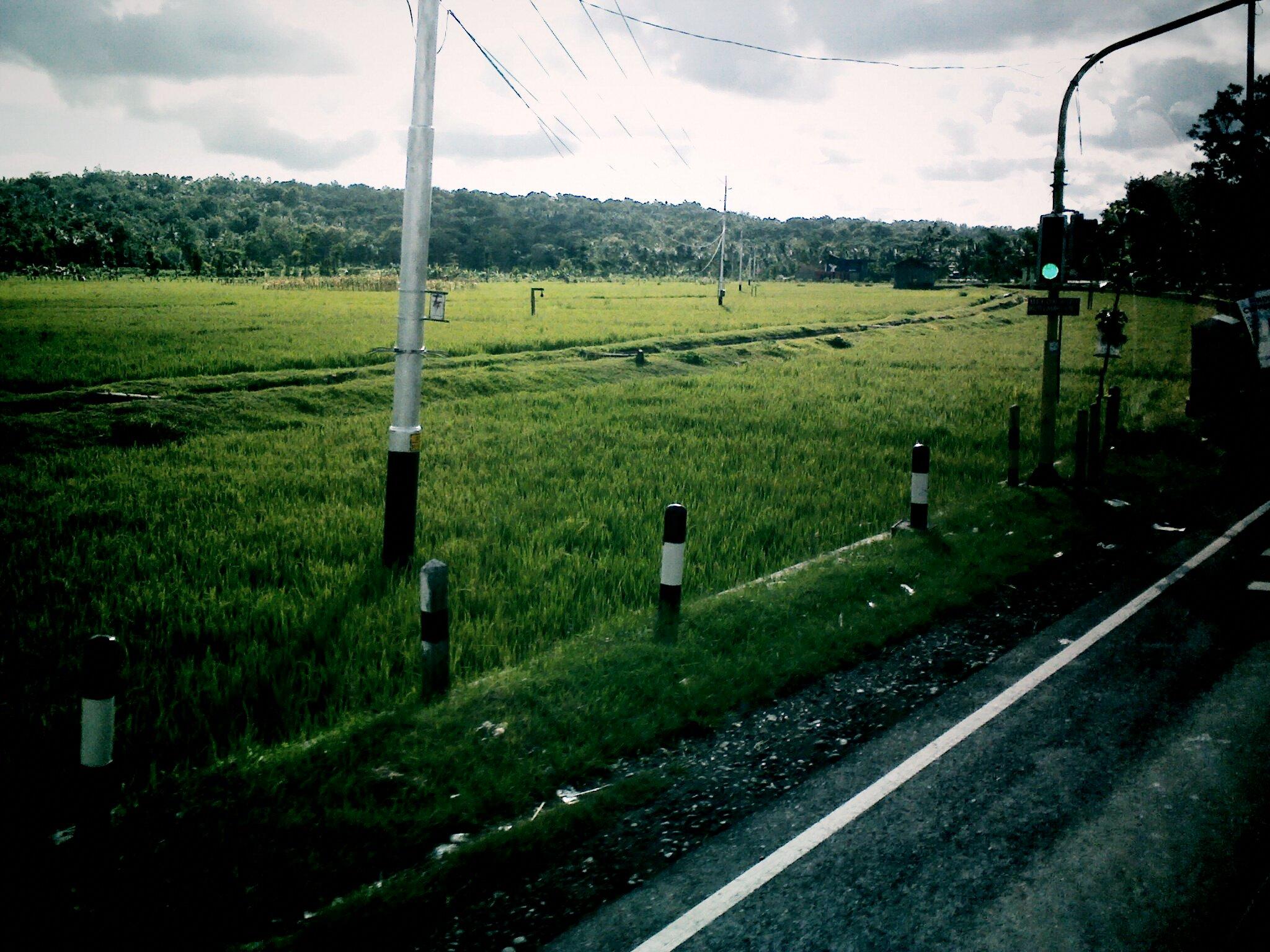 Dari Pusat Kota Jogja ke Wonosari