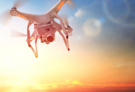 Kegunaan Dan Manfaat Drone
