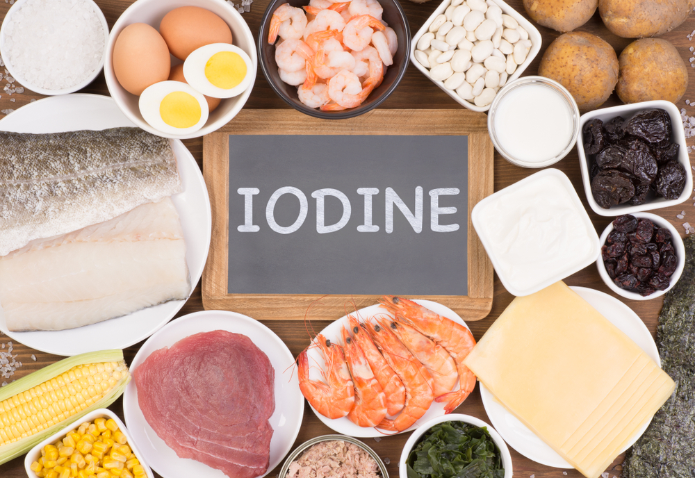 Vitamin Kehamilan - Iodin
