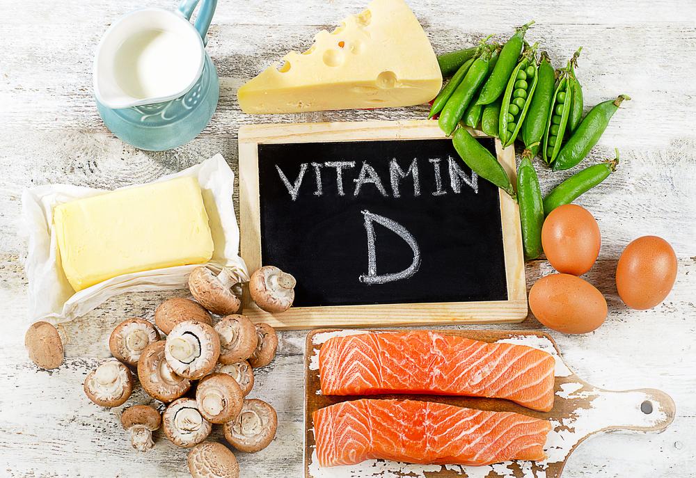 Vitamin Kehamilan - Vitamin D dan Kalsium