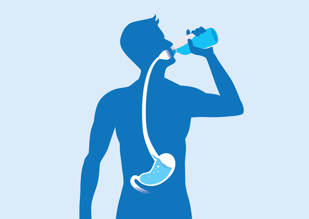 Minum Air Alkali Terbaik Untk Mencegah Penyakit Ginjal