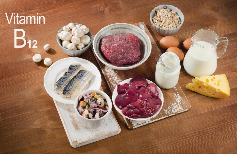 Rutin Mengonsumsi Makanan yang Mengandung Vitamin B12 dan Asam Folat