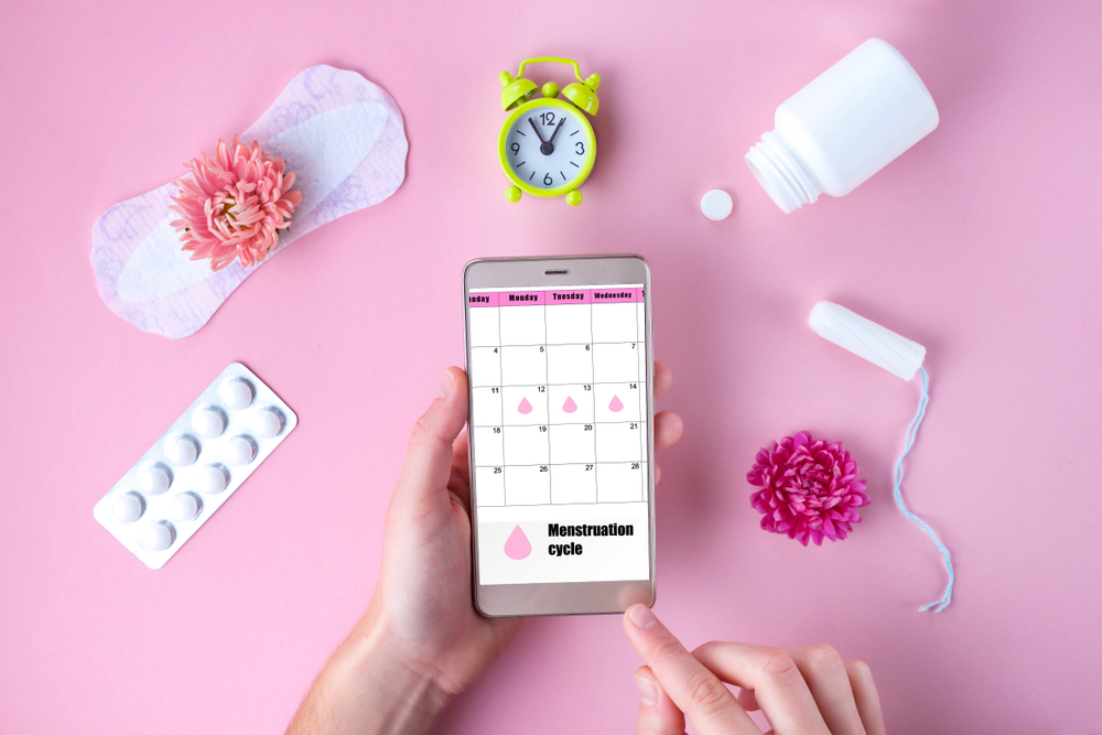 KalenderMenstruasi dan Kehamilan