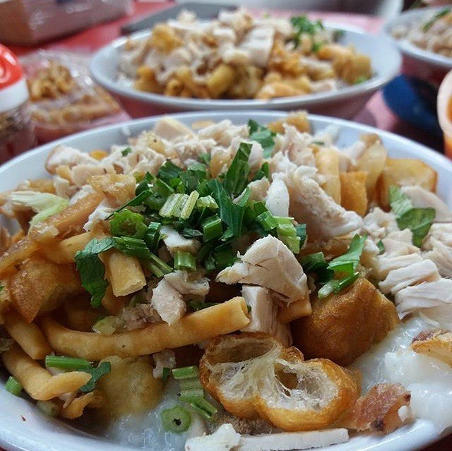 Bubur Ayam Barito