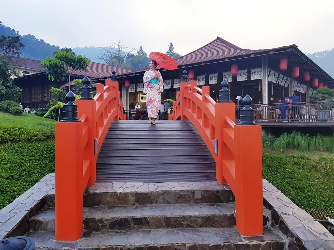 The Onsen Hot Spring Resort 2