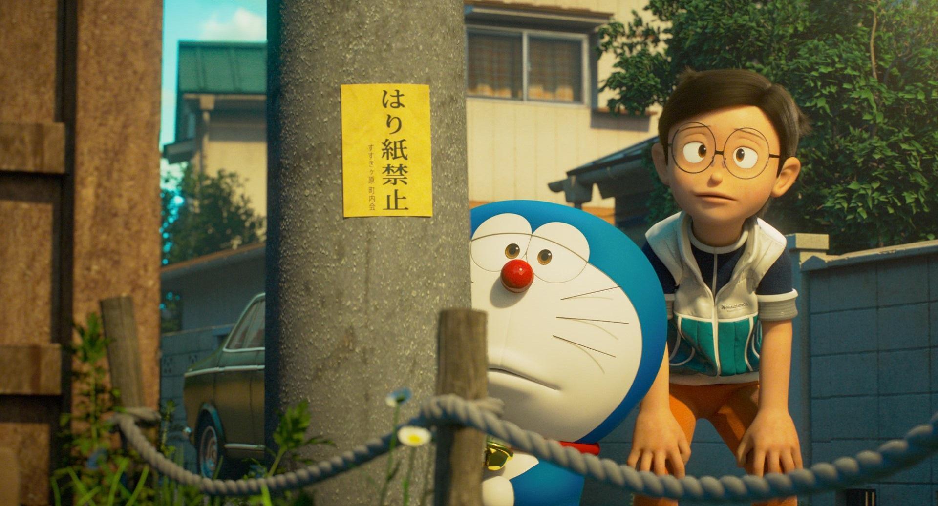 Nonton Stand By Me Doraemon 2 sub Indo di Vidio